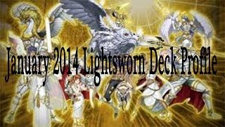 Yugioh Lightsworn Deck Profile: January 2014 w/extra deck!!!