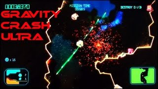 Gravity Crash Ultra on Playstation TV / PS Vita