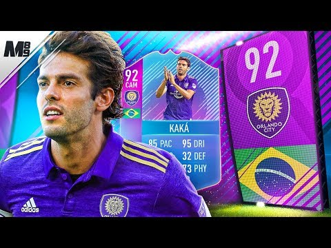 Download Youtube: FIFA 18 END OF ERA KAKA REVIEW | 92 END OF ERA KAKA PLAYER REVIEW | FIFA 18 ULTIMATE TEAM