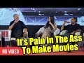 Its Pain In The ASS To Make Movies | R. Balki | PADMAN