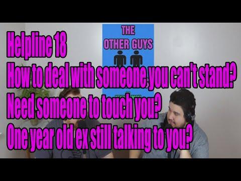 dating advice helpline