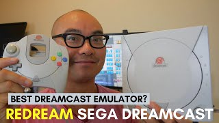 REDREAM (Sega Dreamcast Emulator) in 4k