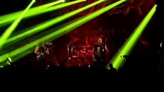 EXCITER en Chile - Heavy Metal Maniac (20/08/2015)