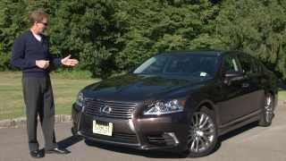 Lexus LS 460 2013 Videos