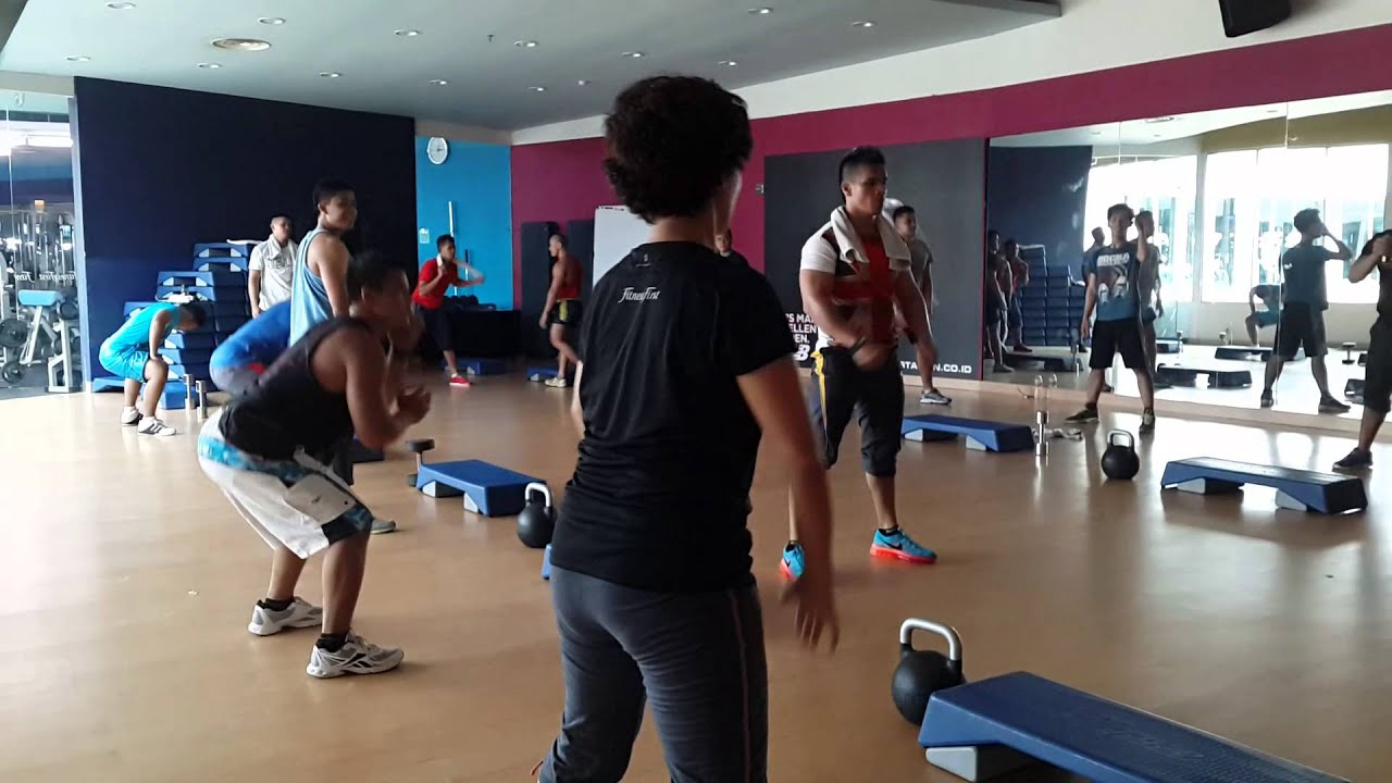 Freestyle Workout Fitness zuerst