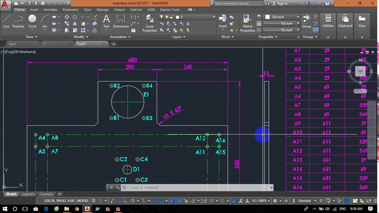 Covert file 2d solidworks to file cad dwg, dxf (Chuyển file 2d solidworks sang file cad dwd,dxf)