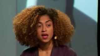 Re-imagine the Future | Angela Oguntala | TEDxCopenhagen