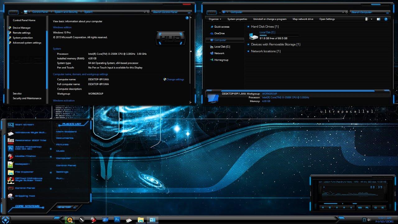 Windows 7 Gamer Edition Single Link ISO | Share OZ