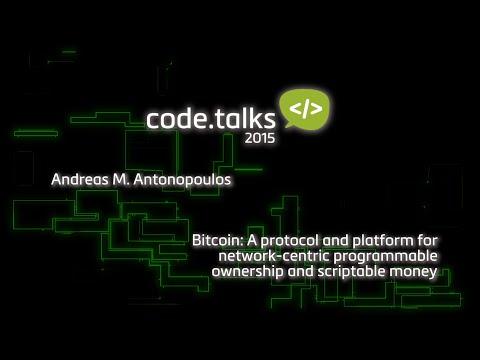 Code.talks 2015  - Bitcoin (Andreas M. Antonopoulos)