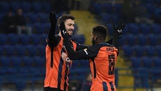 Shakhtar 4-0 Veres. Highlights (29/11/2017)
