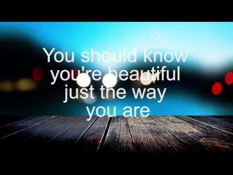 Scars To Your Beautiful Lyrics