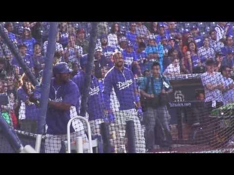 Yasiel Puig, Los Angeles Dodgers OF (vs. San Diego Padres)
