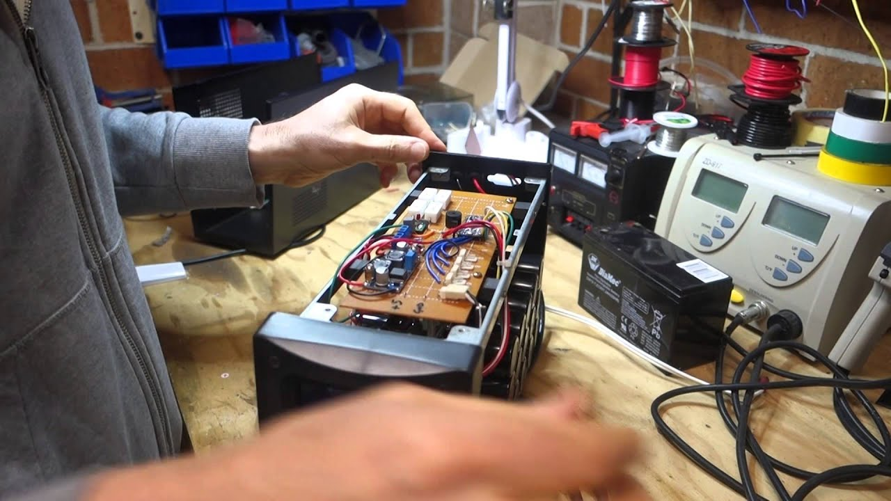 Capacitive Discharge (CD) Welder for Battery Tabs: 28 Steps