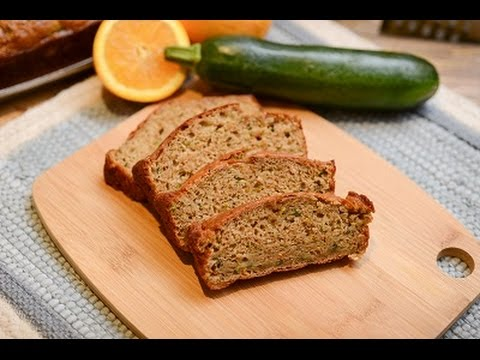 LiveWell Wednesdays: Greek Yogurt Zucchini Bread