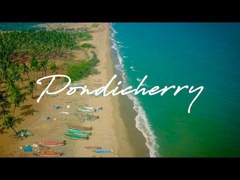 Pondicherry 2018 (Drone shots)