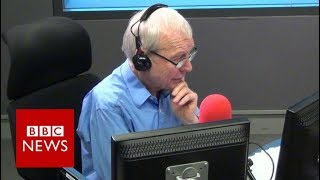 Humphrys put on spot over Carrie Gracie - BBC News