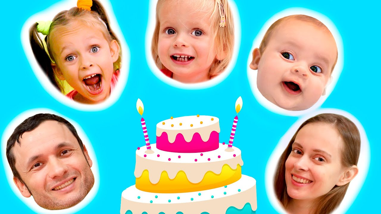 Happy birthday Mary - Kids Song