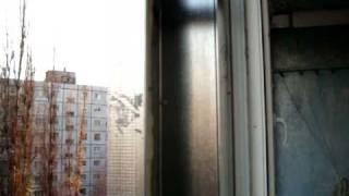 Фасад балкона