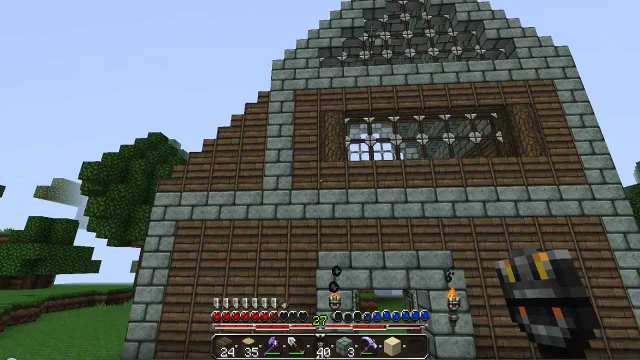 The Coolest House In Minecraft Ium The Best Minecrafter