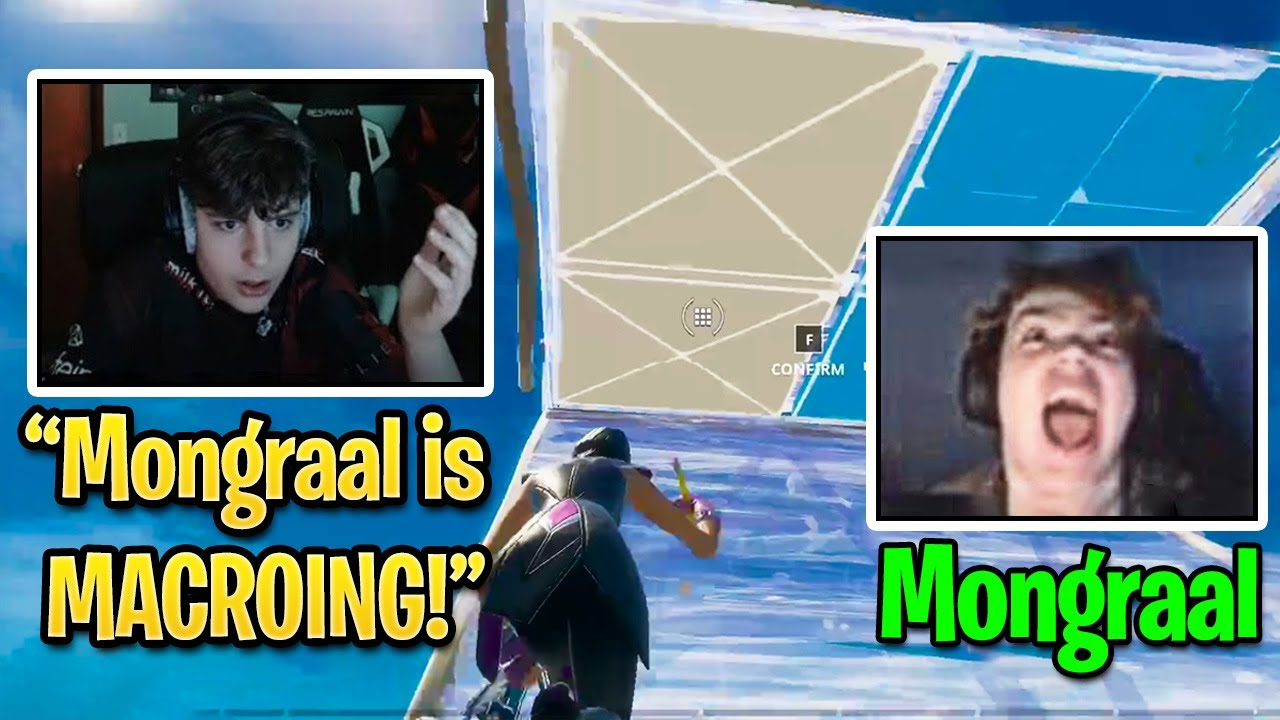 Clix Reacts to Mongraal Editing Faster Than Raider464 & RAGE! (Fortnite Season 3)