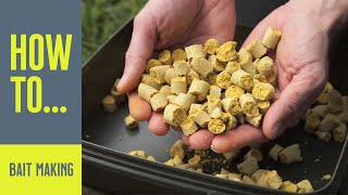 Mainline Baits TV How To... Make 'Spod Mix' Boilies