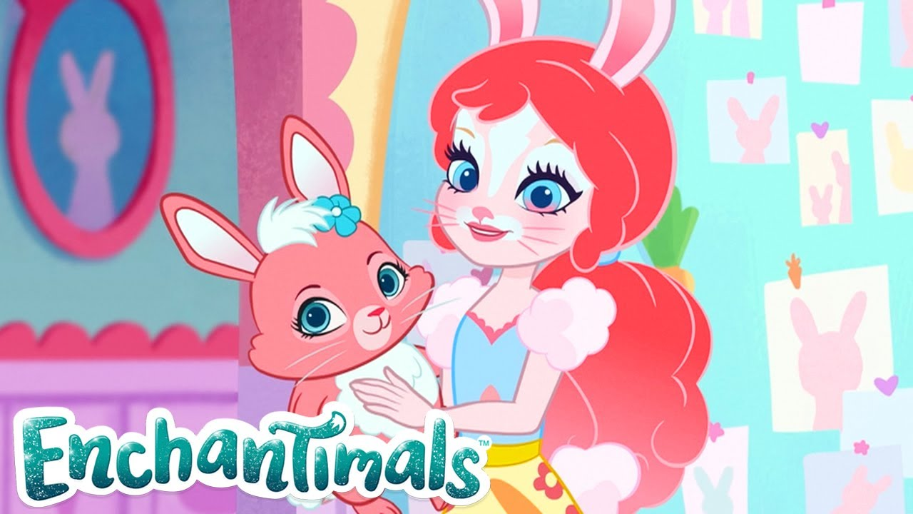 Enchantimals Meet Bree Bunny And Twist Youtube