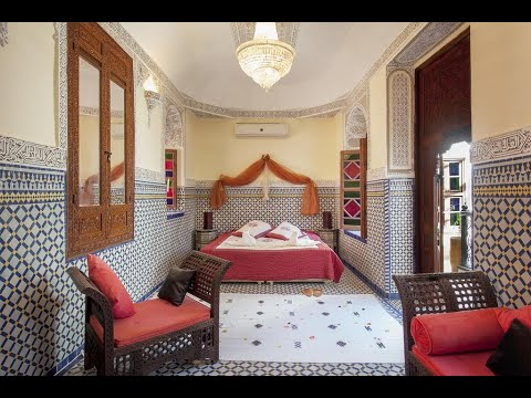 d coration ext rieur avec de zellige traditionnel marocain 2019 youtube. Black Bedroom Furniture Sets. Home Design Ideas