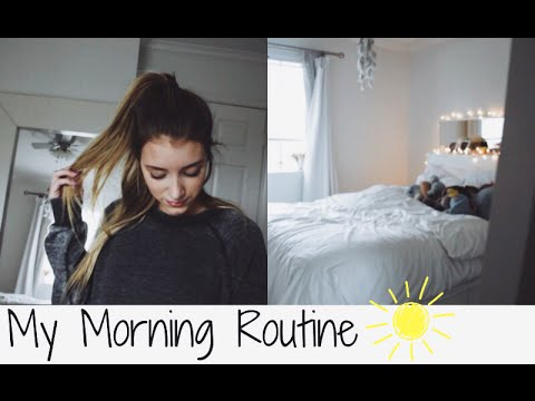 MORNING ROUTINE // WINTER EDITION