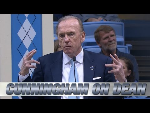 UNC Legend Billy Cunningham Remembers Coach, Mentor and Friend, Dean Smith