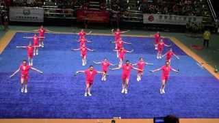 2013普及體操節-十八鄉鄉事委員會公益社小學