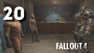 Квартирмейстер - тактильный привод Fallout 4 20
