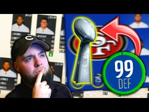 DOES DEFENSE REALLY WIN CHAMPIONSHIPS? (Madden 18 Experiment)