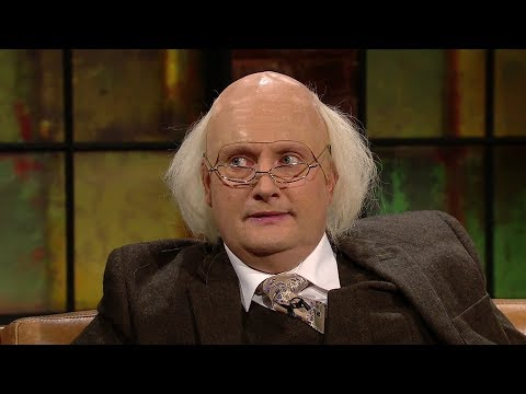 """I AM THE PRESIDENT OF IRELAND"" - Mario Rosenstock 