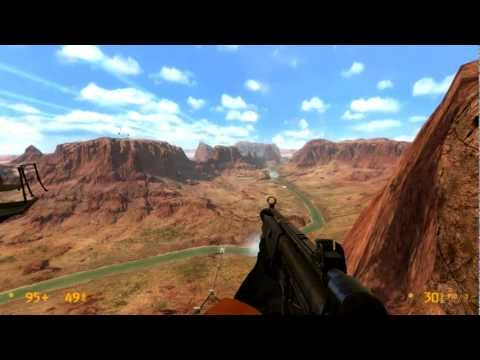 Black Mesa Source: Bombing [gameplay]