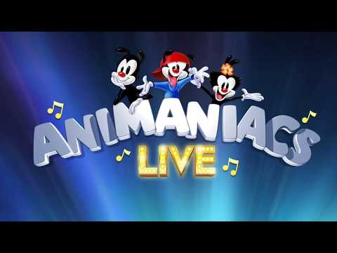 Animaniacs  at Joe's Pub ft Rob Paulsen and Randy Rogel