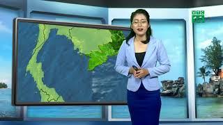 VTC14 | Thời tiết biển 15/04/2018| Vùng biển bắc vịnh Bắc Bộ mưa rào và dông cũng có xu hướng giảm
