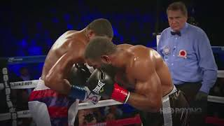 HBO Boxing After Dark Highlights  Jennings vs  Ortiz