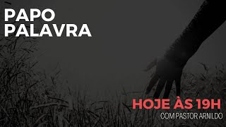 IP Central de Itapeva - Papo Palavra com Rev. Arnildo Klumb 23/10/2020