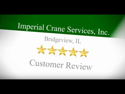 Crane and Rigging Service | Chicago Crane Sales & Rental | Illinois Crane