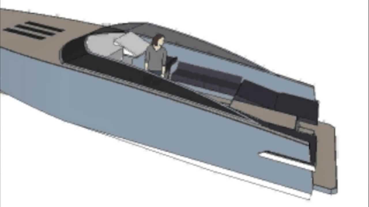 Sketchup Boat Design Youtube