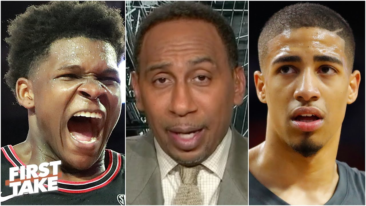 Knicks draft Tyrese Haliburton ...