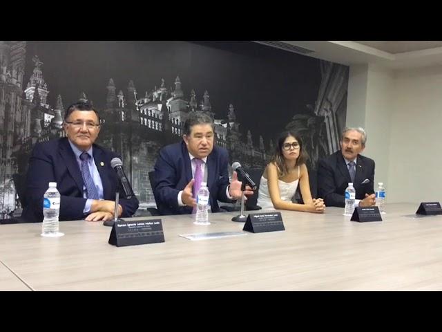 Fernández Lores, nuevo huésped distinguido de la ciudad mexicana de Celaya