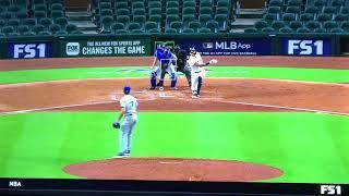 Dodgers Vs ASStros Joe Kelly Vs Carlos Correa July 28, 2020
