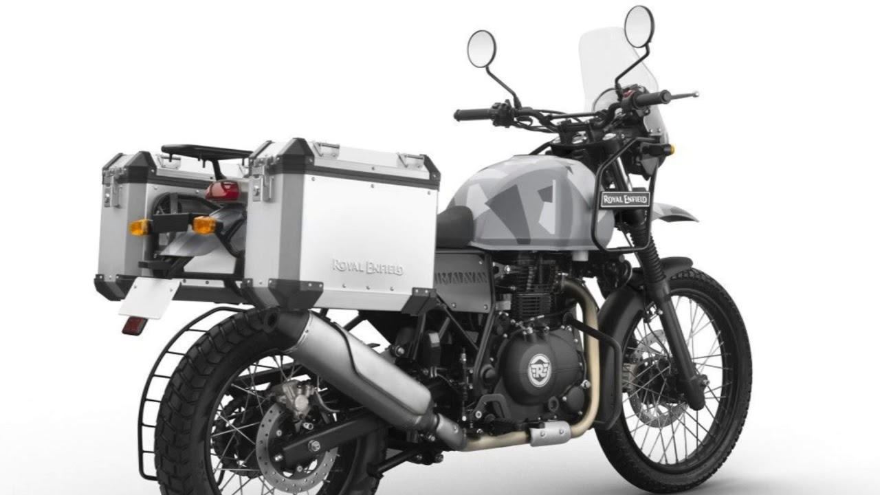2018 royal enfield himalayan sleet launched in india youtube. Black Bedroom Furniture Sets. Home Design Ideas