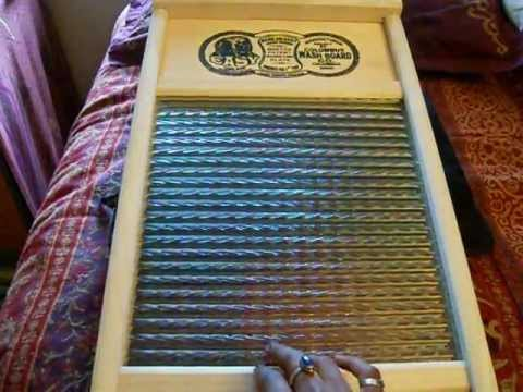 Nails on a Washboard Softly Spoken ASMR