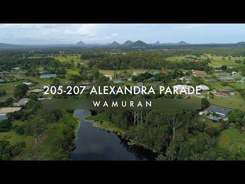205-207 ALEXANDRA PARADE - WAMURAN - TERRY LUCAS