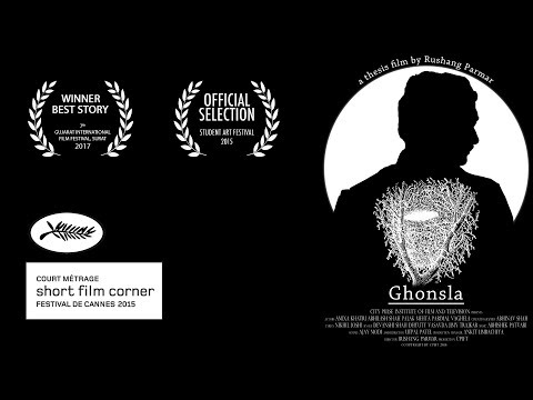 Cannes Film Festival 2015 - Ghonsla Short Film