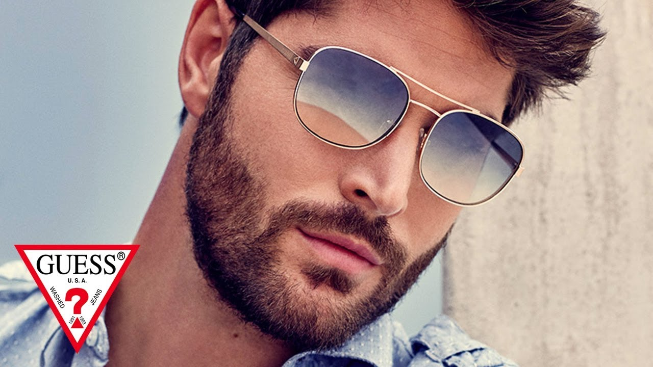 GUESS Eyewear Spring 2018 Campaign Preview - YouTube d60b542b1f