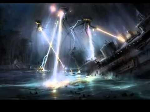 Alien Machine Tripod-ET Industrial Strength - YouTube