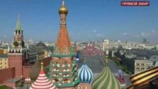 Парад Победы 2009 в Москве (Авиация)(Victory Parade 2009 in Moscow Всех с Днем Победы!, 2009-05-09T08:35:41.000Z)